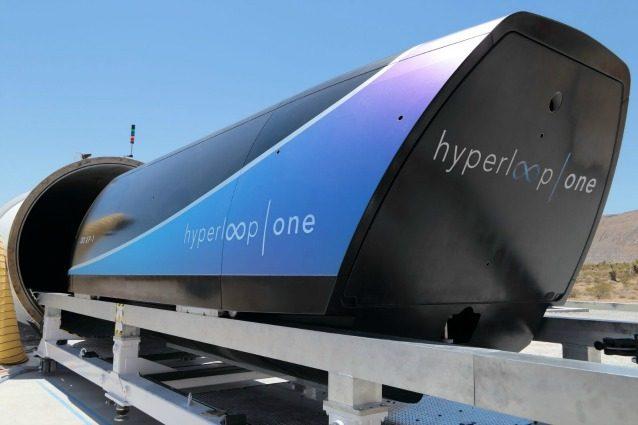 L'Hyperloop One diventa realtà: il treno più veloce del mondo ha superato il primo test