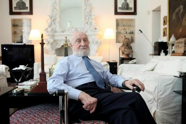 I 90 anni di Vittorio Gregotti: 1.600 progetti e una vita dedicata all'Architettura