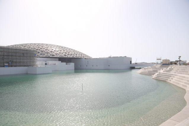 Louvre Abu Dhabi pronto ad aprire: al via l'11 novembre 2017