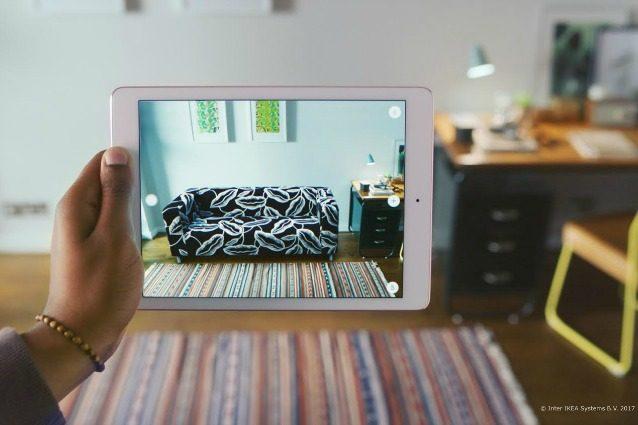 IKEA Place: come provare i mobili a casa propria prima di comprarli