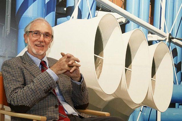 Renzo piano compie 80 anni auguri all architetto italiano for Architetto italiano famoso