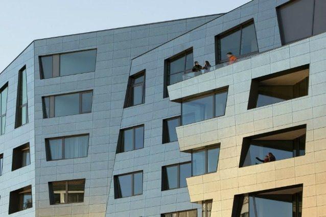 Berlino, arriva Sapphire: il primo edificio che ripulisce l'aria
