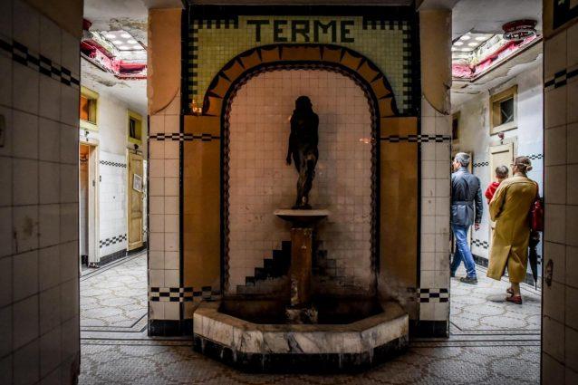 Roma riaprono sette bagni pubblici in centro città e zone monumentali