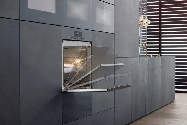 Dialog Oven di Miele: il forno che fa risparmiare soldi e tempo in ...