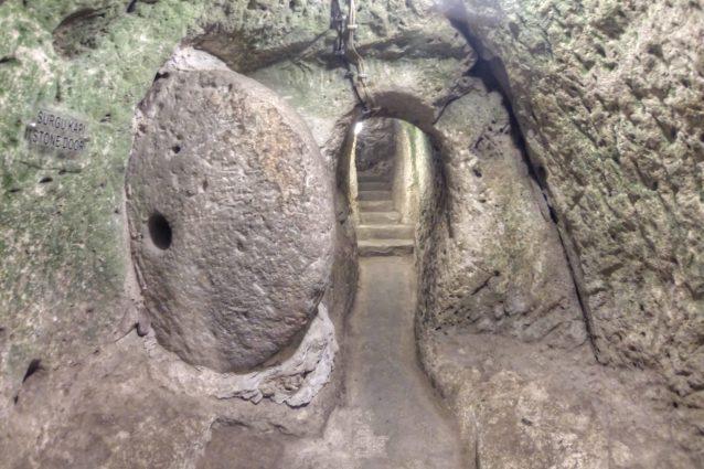 Derinkuyu: la più grande città sotterranea della Turchia