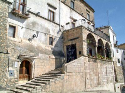 Palazzo Doria, Candela