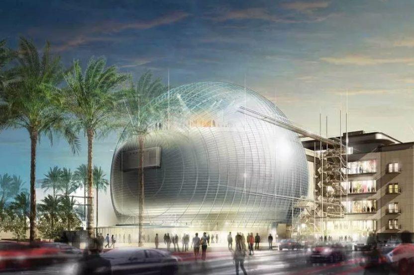 Renzo piano ha progettato il museo del cinema pi grande for Architetto italiano famoso