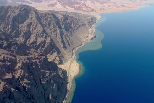 Neom la nuova mega citt dell 39 arabia saudita da 500 for La capitale dell arabia saudita