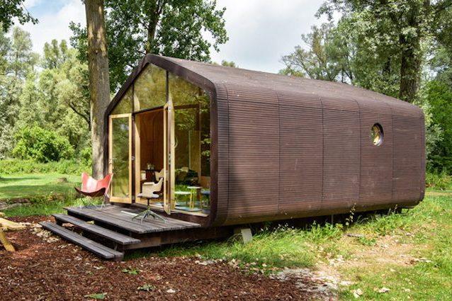 Vivere in una casa di cartone come costruire una wikkelhouse in un solo giorno - Costruire una casa ...