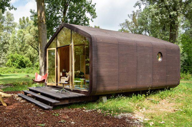 Vivere in una casa di cartone come costruire una wikkelhouse in un solo giorno - Come si vende una casa ...