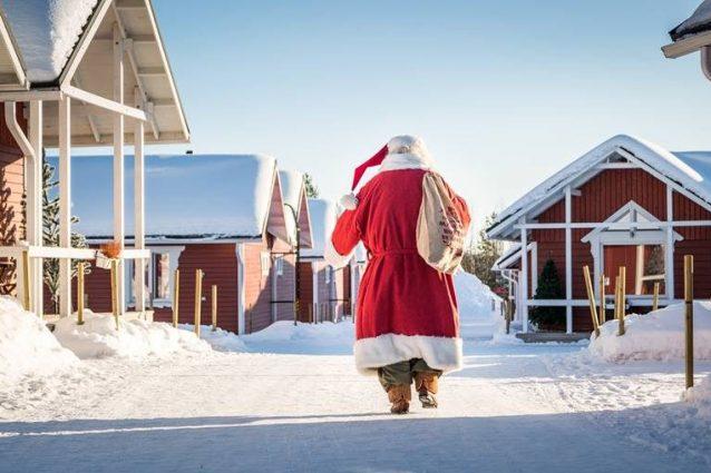 Rovaniemi, il villaggio ufficiale di Babbo Natale