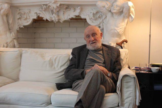 """La lezione di Vittorio Gregotti: """"Non fate gli architetti"""""""