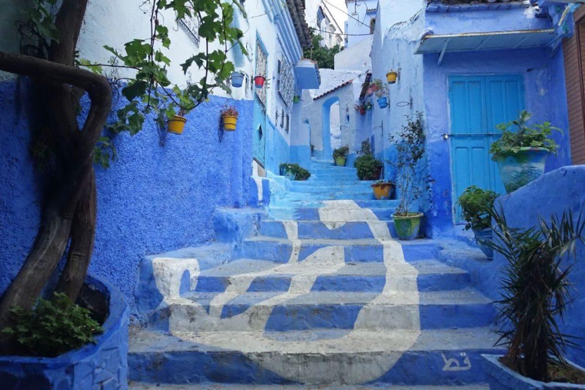 Case Blu Marocco : Il mistero di chefchaouen la città più blu del marocco