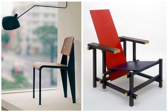 Le iconiche sedie che hanno cambiato il mondo del design dalla sedia wassily di marcel breuer - Tavoli design famosi ...