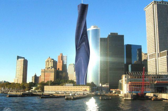 Dubai, arriva la prima torre girevole al mondo che cambia continuamente