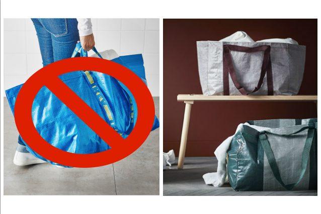 d41547f506 IKEA, l'iconica busta non è più blu: arrivano le sostitute della borsa  FRAKTA