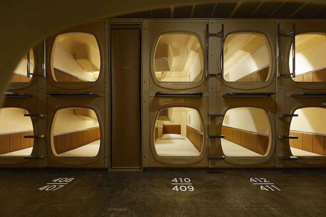Il Capsula Hotel di Tokyo cambia: preparati ad un\'esperienza di ...