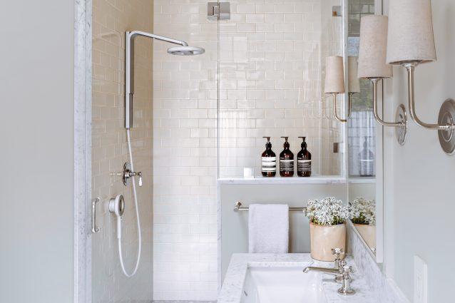 Nebia la doccia che fa risparmiare il 70 di acqua in casa - Come si fa il bagno turco ...