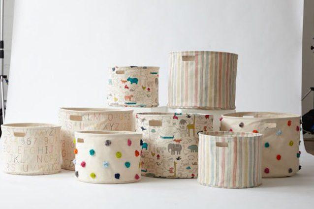 Portabiancheria di design: come rendere belli anche i panni più sporchi