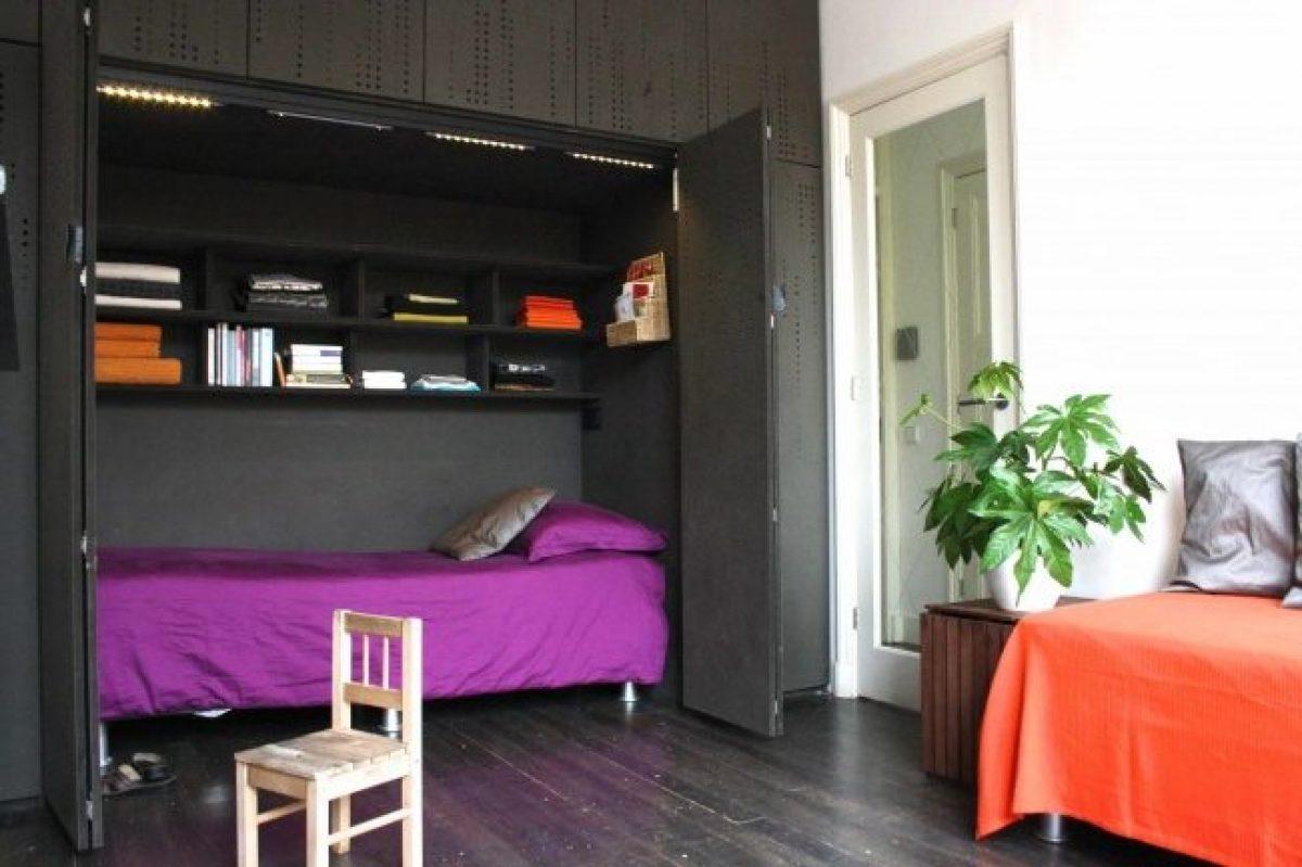 Come Arredare Una Cameretta Rettangolare come trasformare una stanza piccola