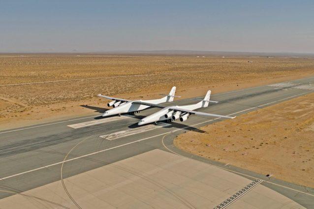 Aereo Privato Piu Grande Al Mondo : Stratolaunch l aereo più grande del mondo