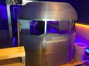 Ecco il primo rimorchio per camper stampato in 3D