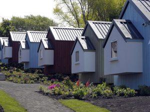 Scozia, benvenuti al Social Bite Village che da rifugio ai senzatetto