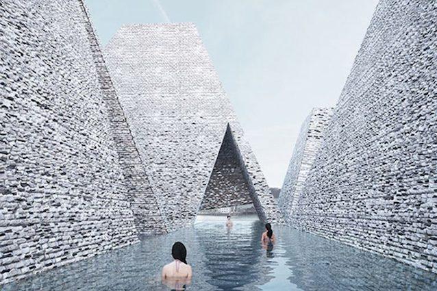 Copenaghen la piscina pubblica pi bizzarra del mondo - Piscina pubblica roma ...