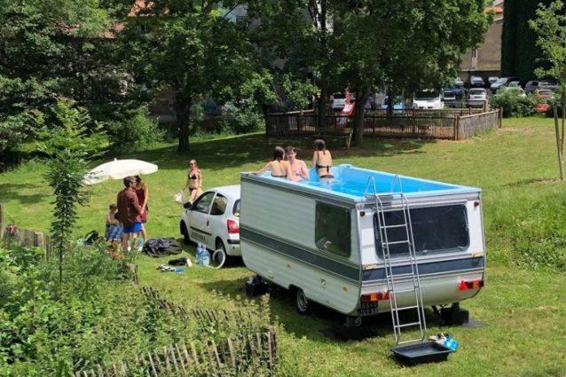 Favorito Da vecchio furgone a casa mobile: come creare un camper fai da te DO16