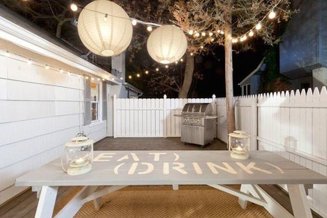 Luci da esterno giardino con illuminazione led per esterni faretti