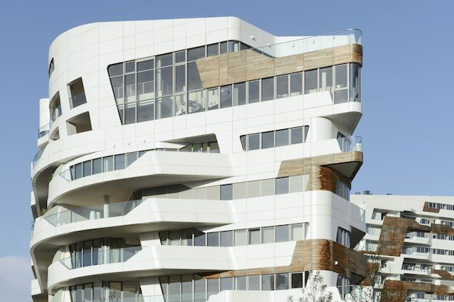 Residenze Hadid, Citylife, Milano – Photo credit: Michele Nastasi