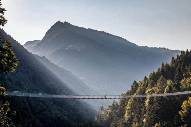 Il Ponte nel Cielo in Valtellina