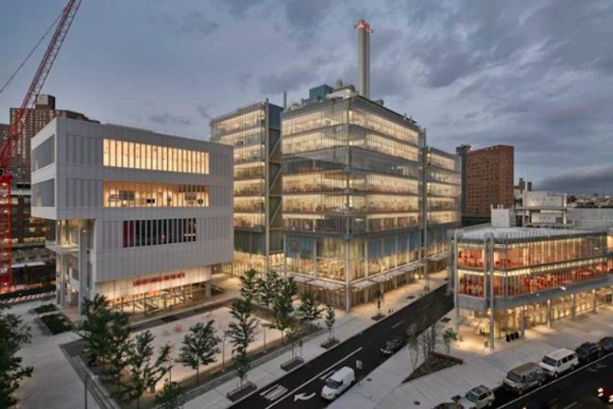 Opere Di Renzo Piano new york, renzo piano progetta il nuovo campus della