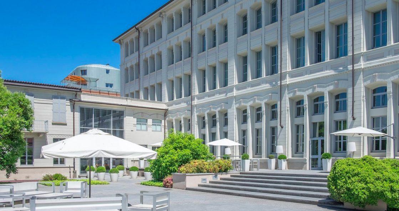 Ac hotel torino da ex fabbrica di pasta italiana ad for Hotel design torino