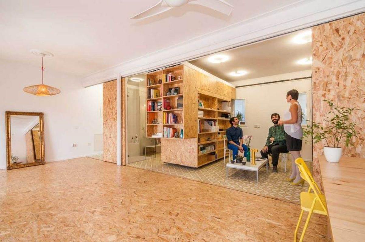 Pannelli Di Legno Osb come rinnovare casa in modo low cost con i pannelli osb