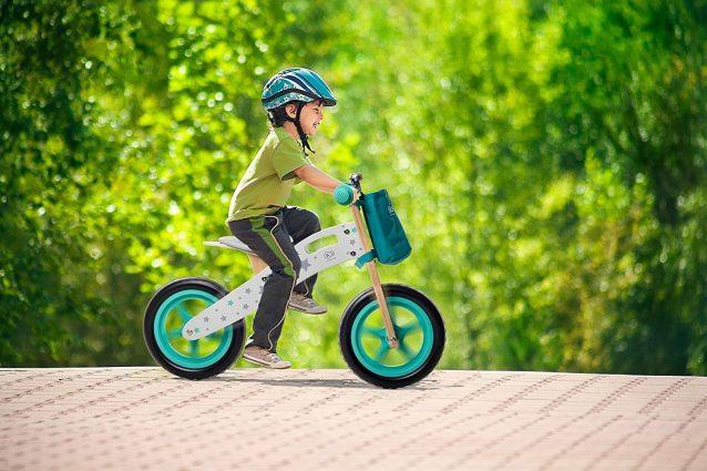 Fliz La Prima Bicicletta Senza Pedali