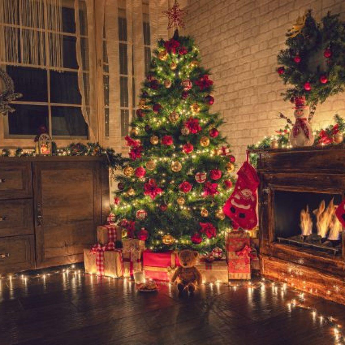 Addobbi Natalizi 3d.Come Addobbare La Casa A Natale 70 Idee Facili Per Esterni E Interni