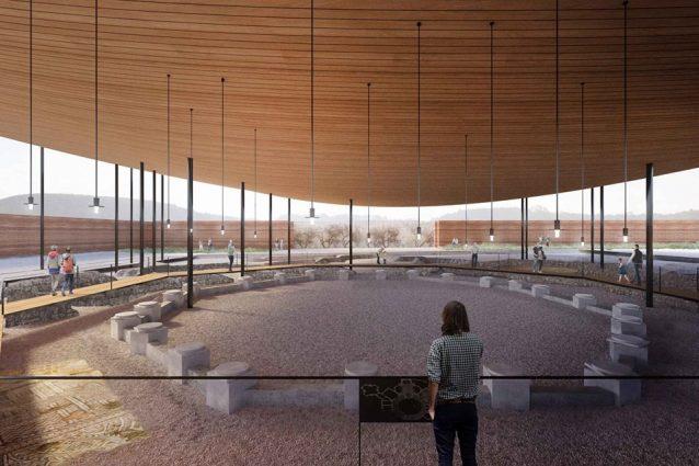 Portogallo, la Villa Romana de Rabaçal si trasforma