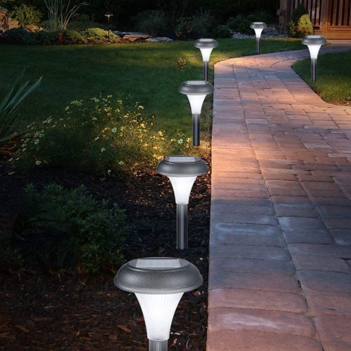 Terra Buona Per Giardino le migliori lampade solari da giardino del 2020