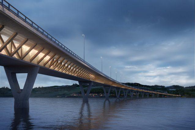 Ultime Notizie Il Ponte Di Legno Piu Lungo Del Mondo E Made In Italy Rassegna Stampa