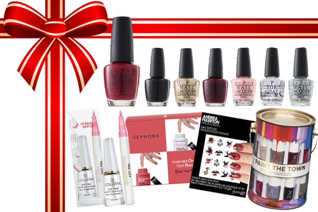 Connu Regali di Natale per le amanti della nail art 10 cofanetti per le  KM14