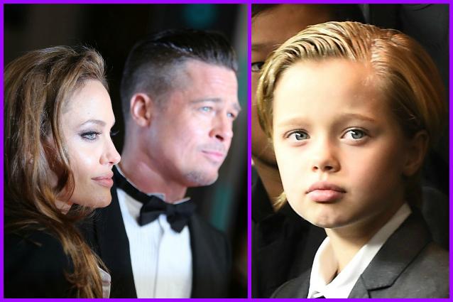 In Shiloh Jolie-Pitt rivive la bellezza di Brad e Angelina (FOTO)