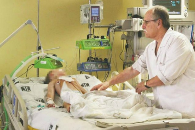 A 2 anni, sopravvive miracolosamente ad ipotermia record: il suo corpo misurava 12 gradi