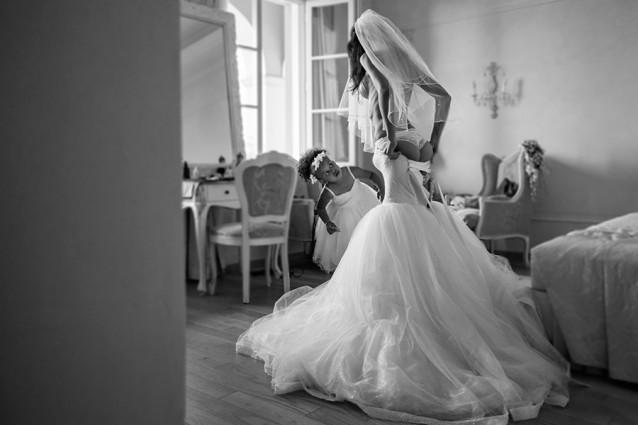 Souvent Le 20 foto di nozze più artistiche ed originali al mondo JR24