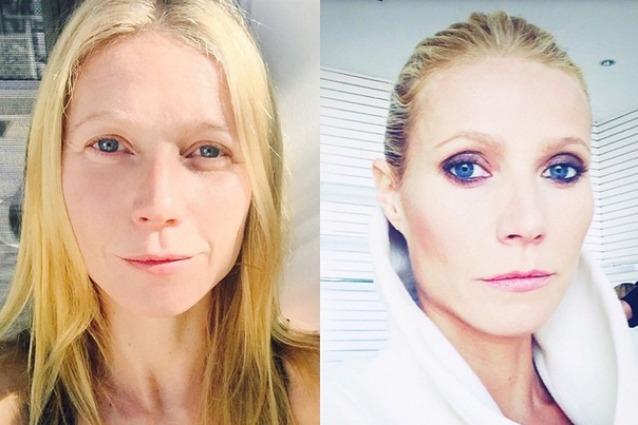 Risultati immagini per gwyneth Paltrow no trucco