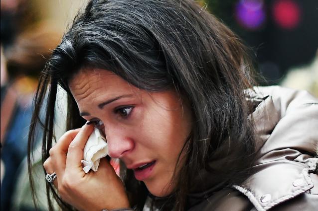 Le donne piangono di più degli uomini: è una questione ormonale