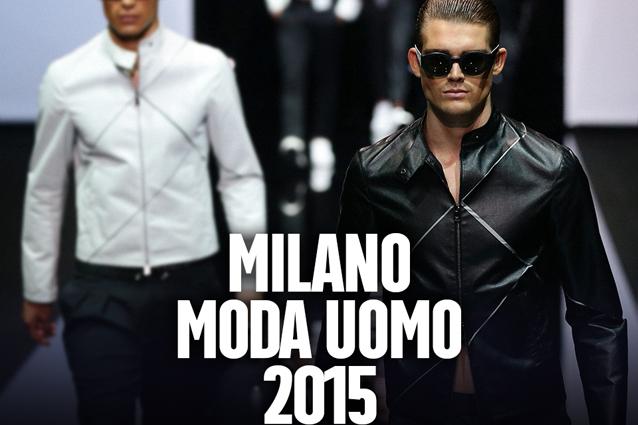 Giacca Da Camera Uomo Milano : Milano moda uomo 2015: le sfilate in calendario e gli eventi da non