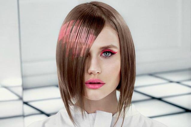 Effetti colore sui capelli