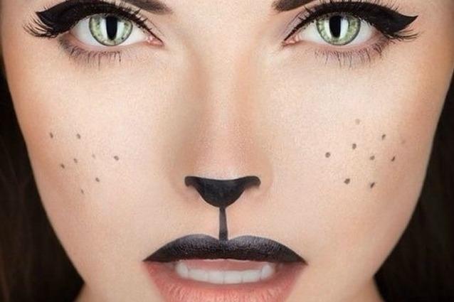 Make up per Carnevale: come truccarsi da gatta (FOTO)