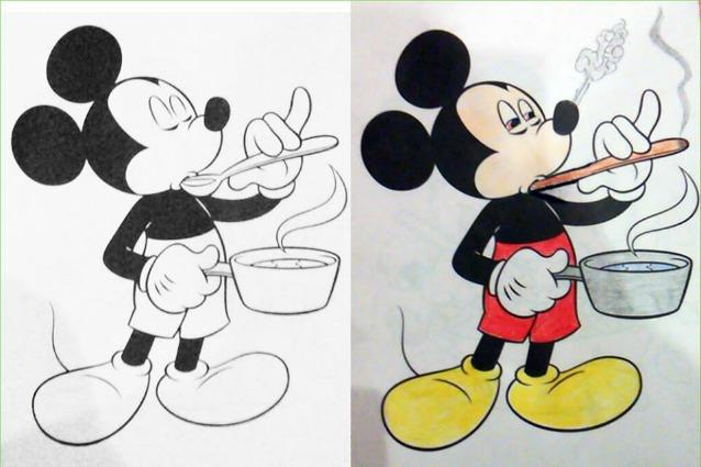 La Trasformazione Degli Eroi Disney Ora Sono Cattivi E